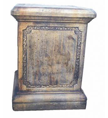 PED-002 Colonial Pedestal, large