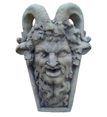 PLQ-016 Baccus with Horns